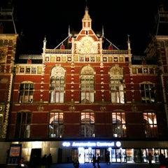 Photo taken at Amsterdam by Tolga Y. on 6/22/2013