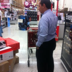 Photo taken at Office Depot by Lorena O. on 4/10/2013