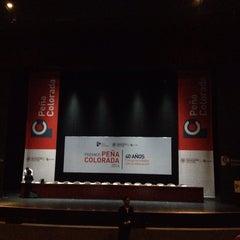 "Photo taken at Teatro Universitario ""Cnel. Pedro Torres Ortíz"" by Hanny N. on 11/21/2014"
