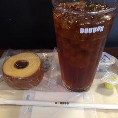 Photo taken at ドトールコーヒーショップ 大森店 by ippyon_f on 8/7/2015