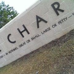 Photo taken at Churchill High School by -Yvonne M. on 5/1/2014