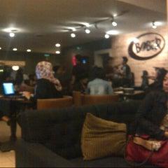 Photo taken at Bober Cafe by Bintang K. on 1/12/2013