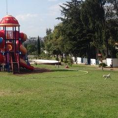 Photo taken at Parque Teca by Shai M. on 10/8/2014