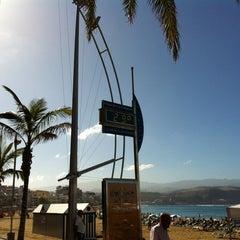 Photo taken at Playa Grande by Paco R. on 12/29/2012