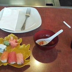 Photo taken at Ginza Japanese Steak House by Abdulaziz A. on 1/11/2014