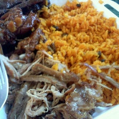 Photo taken at El Latino Restaurant by Debi B. on 11/17/2012