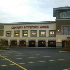 Photo taken at Century Pittsford Wines by Debi B. on 10/13/2014