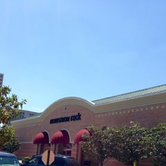 Photo taken at Nordstrom Rack Centre at Post Oak by Dan A. on 4/5/2013