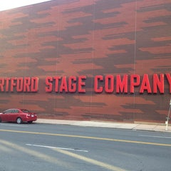 Photo taken at Hartford Stage by AnnaNaGrani on 3/14/2013