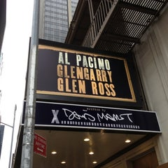 Photo taken at Gerald Schoenfeld Theatre by Sean H. on 10/27/2012