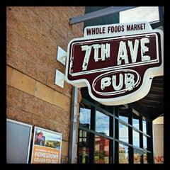 Photo taken at Whole Foods Market by Erik W. on 7/26/2013
