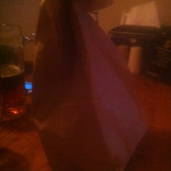 Photo taken at Fitzgerald's Dango's Steak House, Irish Pub & Sports Bar by Stephanie R. on 5/11/2014