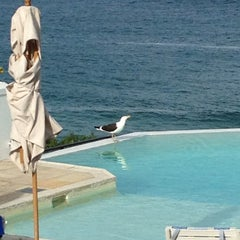 Photo taken at The Plettenberg Hotel Plettenberg Bay by Gert-Jan W. on 12/28/2012