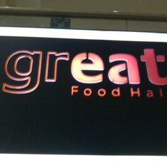 Photo taken at Great Food Hall by Qaiser B. on 4/1/2013