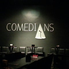 Photo taken at Comedians by Ricardo N. on 3/29/2013