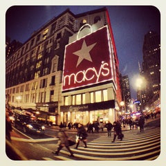 Photo taken at Macy's by Alexandra D. on 3/16/2013