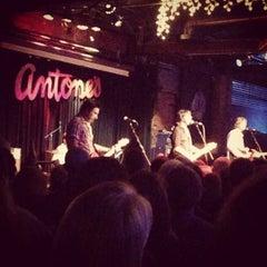 Photo taken at Antone's by Amanda H. on 2/23/2013
