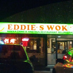 Photo taken at Eddie's Wok 'n' Roll by Sonia M. on 1/19/2013