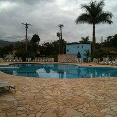 Photo taken at Hotel Fazenda Hípica Atibaia by Luciana M. on 2/27/2013