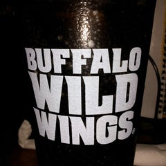 Photo taken at Buffalo Wild Wings Grill & Bar by Myca P. on 1/6/2013