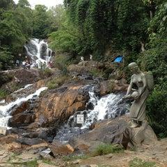 Photo taken at Datanla Waterfall by Vera K. on 5/10/2013