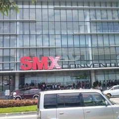 Photo taken at SMX Convention Center by Jay O. on 3/31/2013