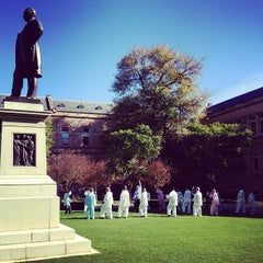 Photo taken at The University of Adelaide by Chris C. on 6/19/2013