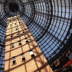 Photo taken at Shot Tower Museum by Firdaus Z. on 9/26/2015