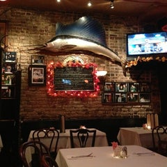 Photo taken at Pete's Tavern by Craig D. on 10/21/2012