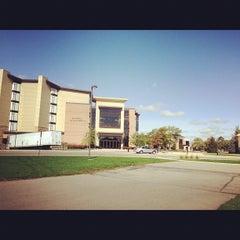 Photo taken at Indiana Wesleyan University by Erik T. on 10/6/2012