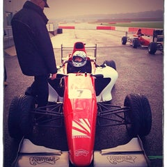 Photo taken at Silverstone Experience Centre by Grzegorz R. on 11/29/2014