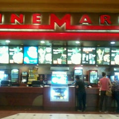 Photo taken at Cinemark by Natalia A. on 1/31/2013