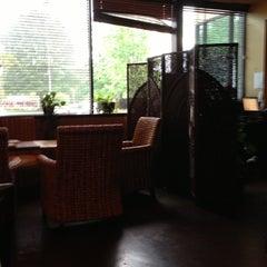 Photo taken at Sawasdee Thai Restaurant by Wayne W. on 4/30/2013