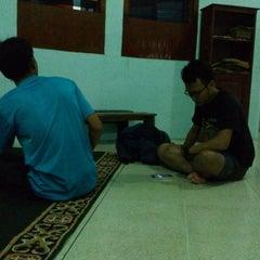 Photo taken at Masjid Jami' Al-Baitul Amien Jember by Mukhlis P. on 8/2/2014