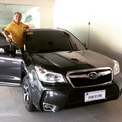 Photo taken at Motor Image Philippines [Subaru] by Al Q. on 3/29/2015