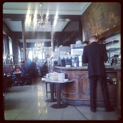 Photo taken at Café Ritter by Oliver G. on 10/16/2013
