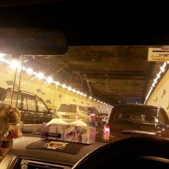 Photo taken at Jalan Tun Razak Tunnel by Farhan Z. on 5/30/2014