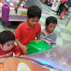 Photo taken at AEON Jusco Kota Emerald by Farhan Z. on 5/1/2014