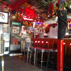Photo taken at The Red Bar by Barney M. on 1/27/2013