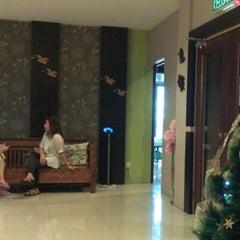 Photo taken at Citispa Miri by Chale La on 12/27/2012