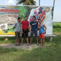 Photo taken at Kasembon Rafting by fajar s. on 10/27/2013