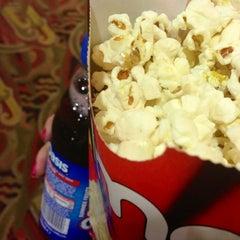 Photo taken at AMC Cinema by Anastasiia💞 on 2/10/2013