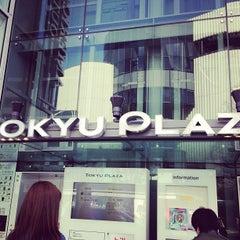 Photo taken at 東急プラザ 表参道原宿 by Ayaka O. on 3/19/2013