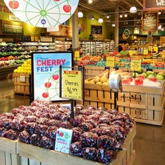 Photo taken at Whole Foods Market by Jarrett O. on 7/6/2013