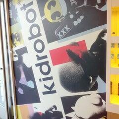 Photo taken at Kidrobot by Giancarlo S. on 2/25/2013