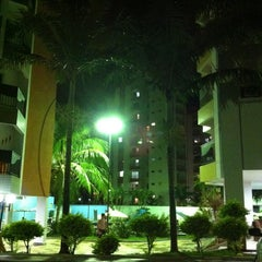 Photo taken at Residencial Águas da Fonte by Amanda N. on 2/2/2013