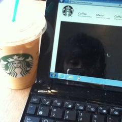 Photo taken at Starbucks by Alex C. on 1/10/2013