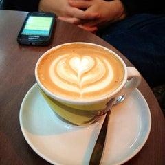Photo taken at Details Cafe by Fotis T. ♎. on 12/7/2012