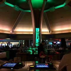 Photo taken at Stratosphere C Bar by Aaron B. on 11/6/2013
