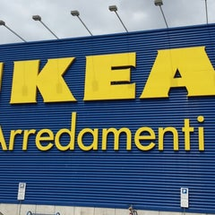 Photo taken at IKEA by Alessio L. on 5/5/2013
